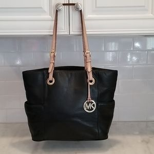 Michael Kors Soft Pebbled Leather Large Tote